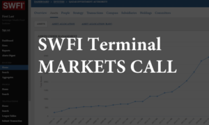 SWFI Markets Call, January 27, 2021