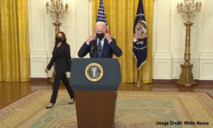 Can Biden Soothe Institutional Investors as Shortages and Inflation Run Rampant?